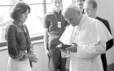 JAN PAWEŁ II PROPONOWAŁ WANDZIE RUTKIEWICZ: WE DWOJE URWIEMY SIĘ W GÓRY…